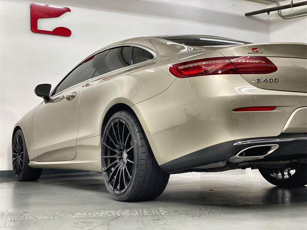 Used 2018 Mercedes-Benz E-Class E 400 for sale $48,998 at Gravity Autos Marietta in Marietta GA 30060 11