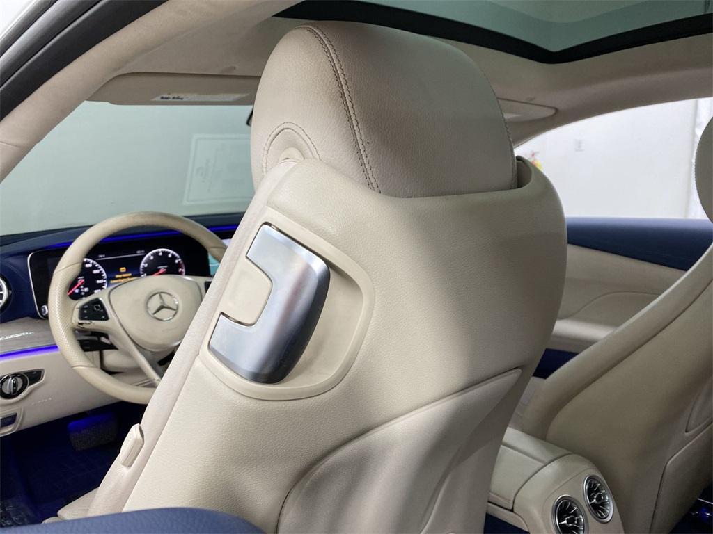 Used 2018 Mercedes-Benz E-Class E 400 for sale $48,998 at Gravity Autos Marietta in Marietta GA 30060 41