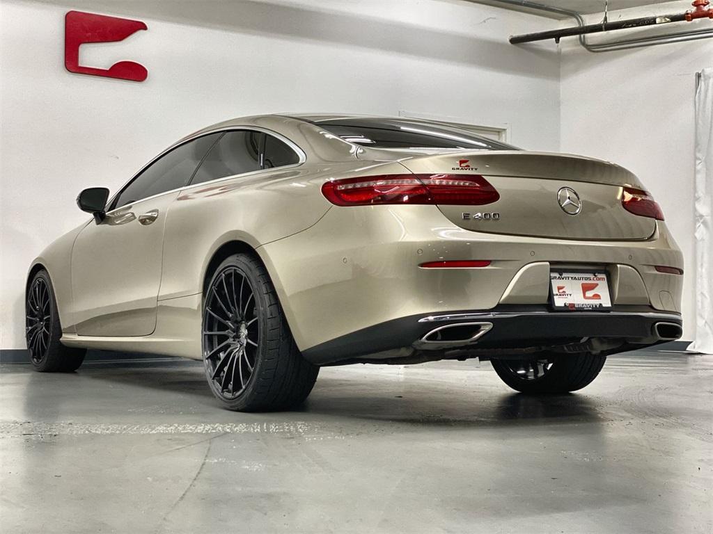 Used 2018 Mercedes-Benz E-Class E 400 for sale $48,998 at Gravity Autos Marietta in Marietta GA 30060 6