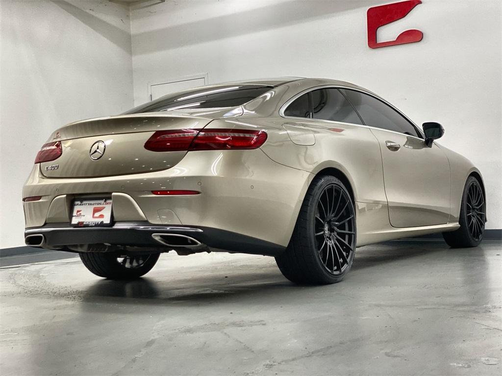 Used 2018 Mercedes-Benz E-Class E 400 for sale $48,998 at Gravity Autos Marietta in Marietta GA 30060 7