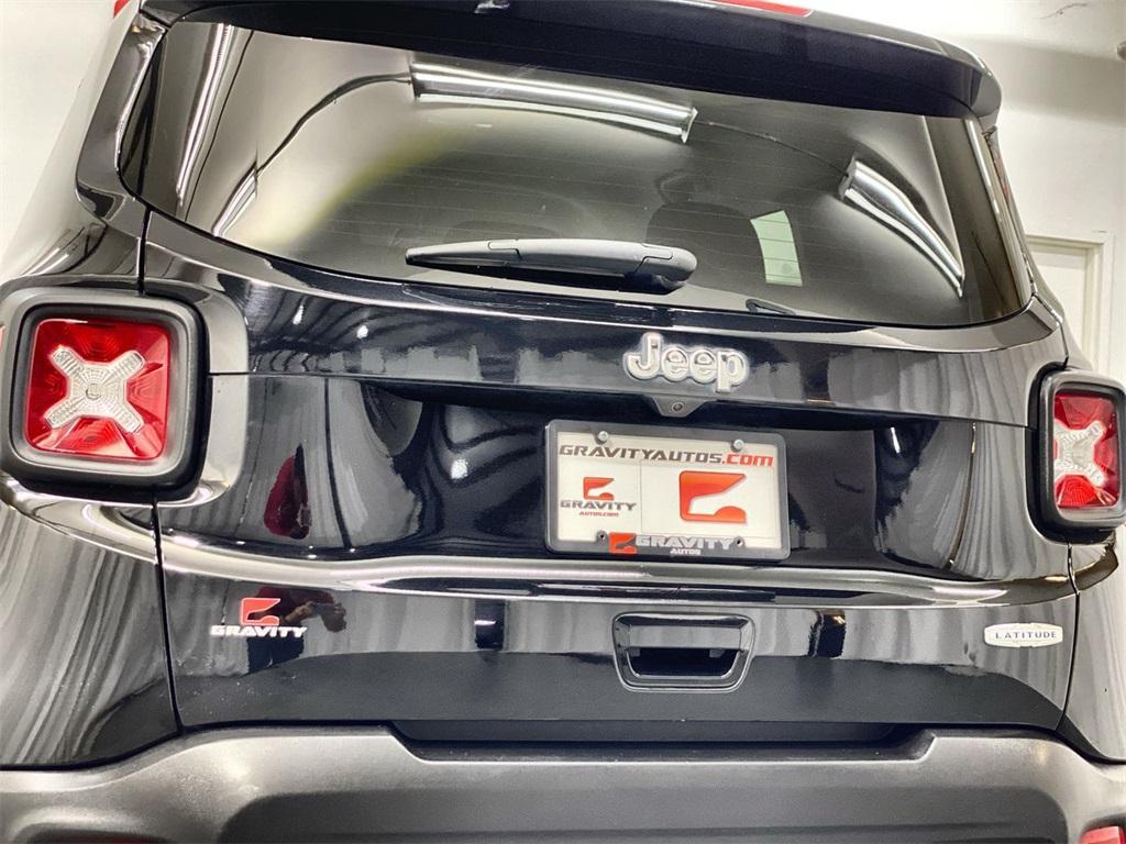 Used 2018 Jeep Renegade Latitude for sale $20,444 at Gravity Autos Marietta in Marietta GA 30060 10