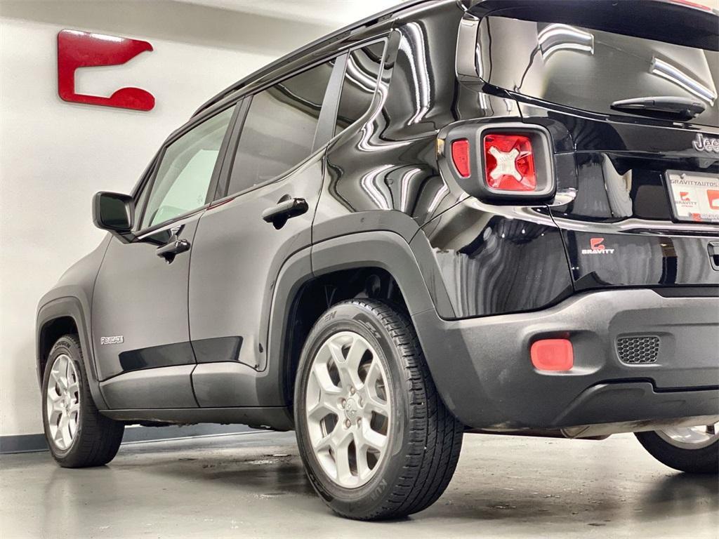 Used 2018 Jeep Renegade Latitude for sale $20,444 at Gravity Autos Marietta in Marietta GA 30060 11