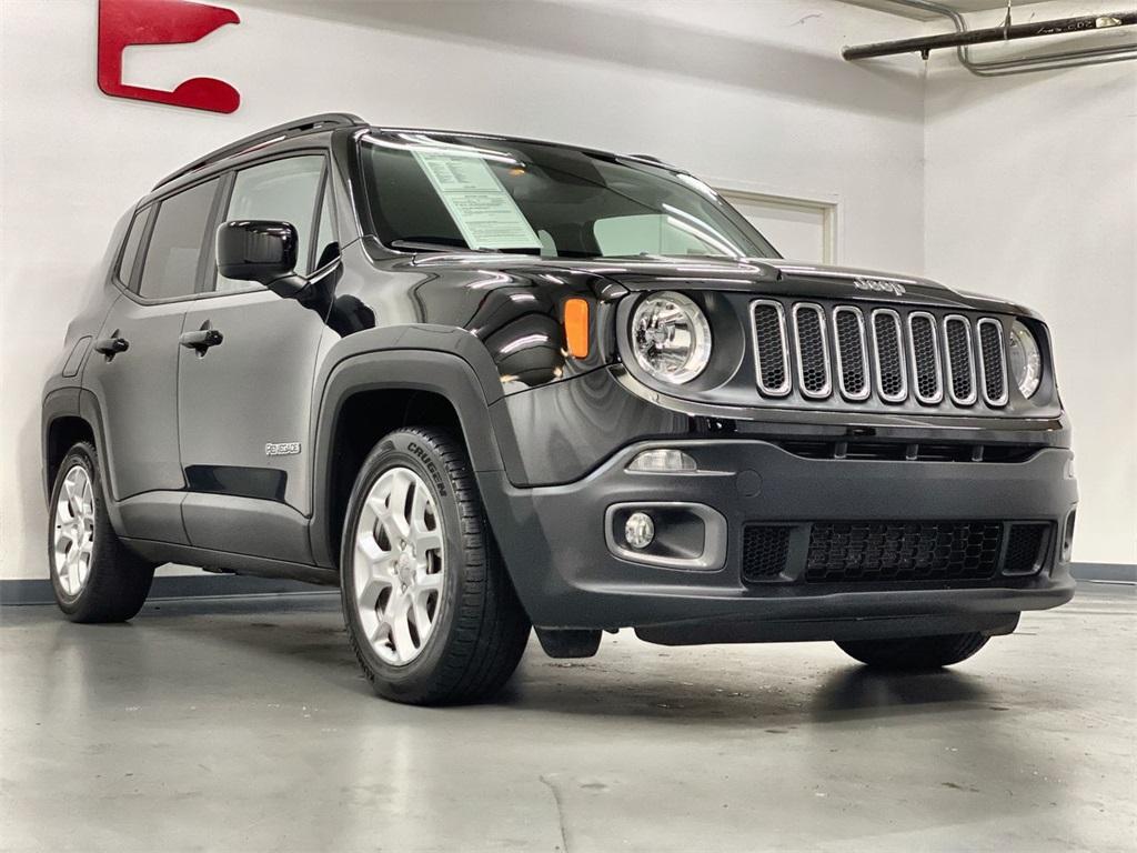 Used 2018 Jeep Renegade Latitude for sale $20,444 at Gravity Autos Marietta in Marietta GA 30060 2