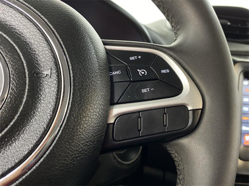 Used 2018 Jeep Renegade Latitude for sale $20,444 at Gravity Autos Marietta in Marietta GA 30060 22
