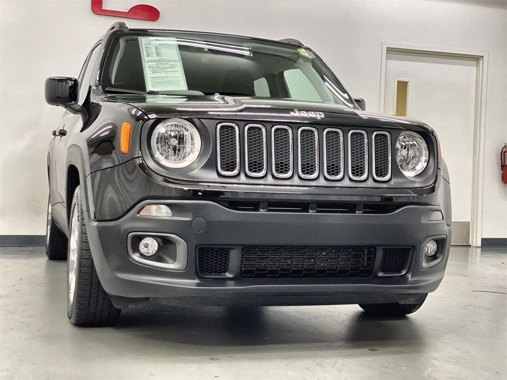 Used 2018 Jeep Renegade Latitude for sale $20,444 at Gravity Autos Marietta in Marietta GA 30060 3