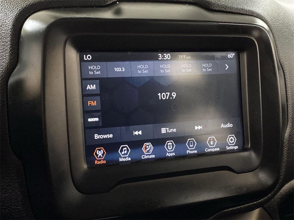 Used 2018 Jeep Renegade Latitude for sale $20,444 at Gravity Autos Marietta in Marietta GA 30060 30