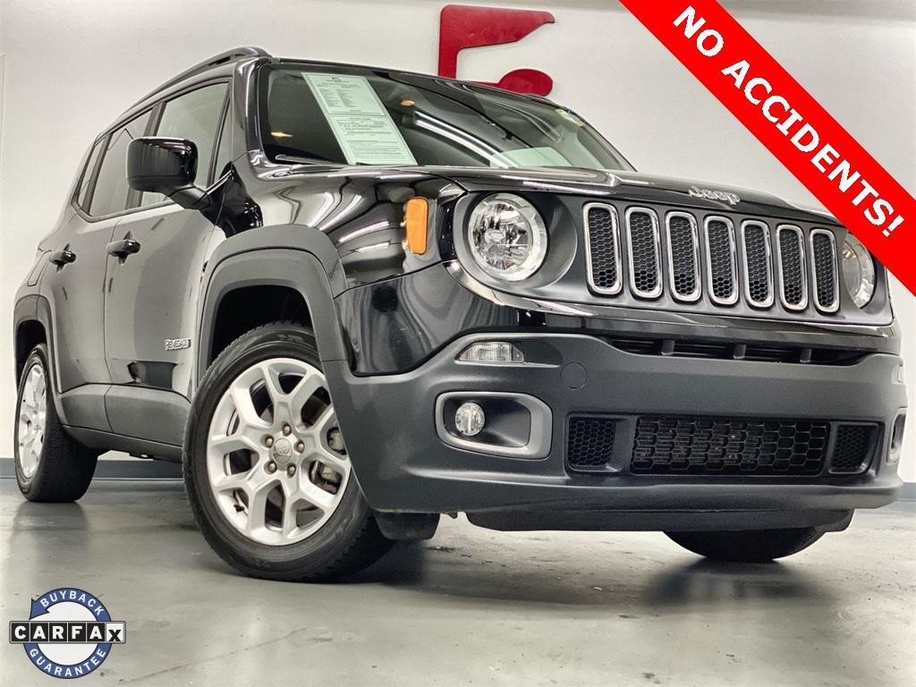 Used 2018 Jeep Renegade Latitude for sale $20,444 at Gravity Autos Marietta in Marietta GA 30060 1
