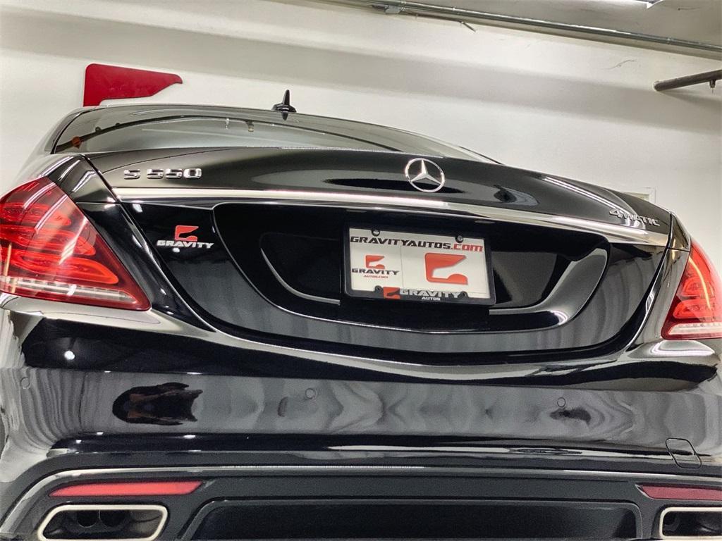 Used 2016 Mercedes-Benz S-Class S 550 for sale Sold at Gravity Autos Marietta in Marietta GA 30060 10