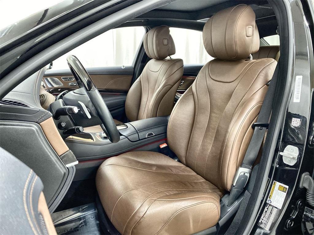 Used 2016 Mercedes-Benz S-Class S 550 for sale Sold at Gravity Autos Marietta in Marietta GA 30060 15