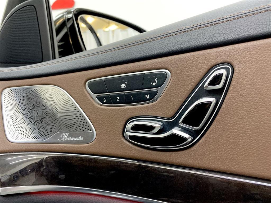 Used 2016 Mercedes-Benz S-Class S 550 for sale Sold at Gravity Autos Marietta in Marietta GA 30060 18