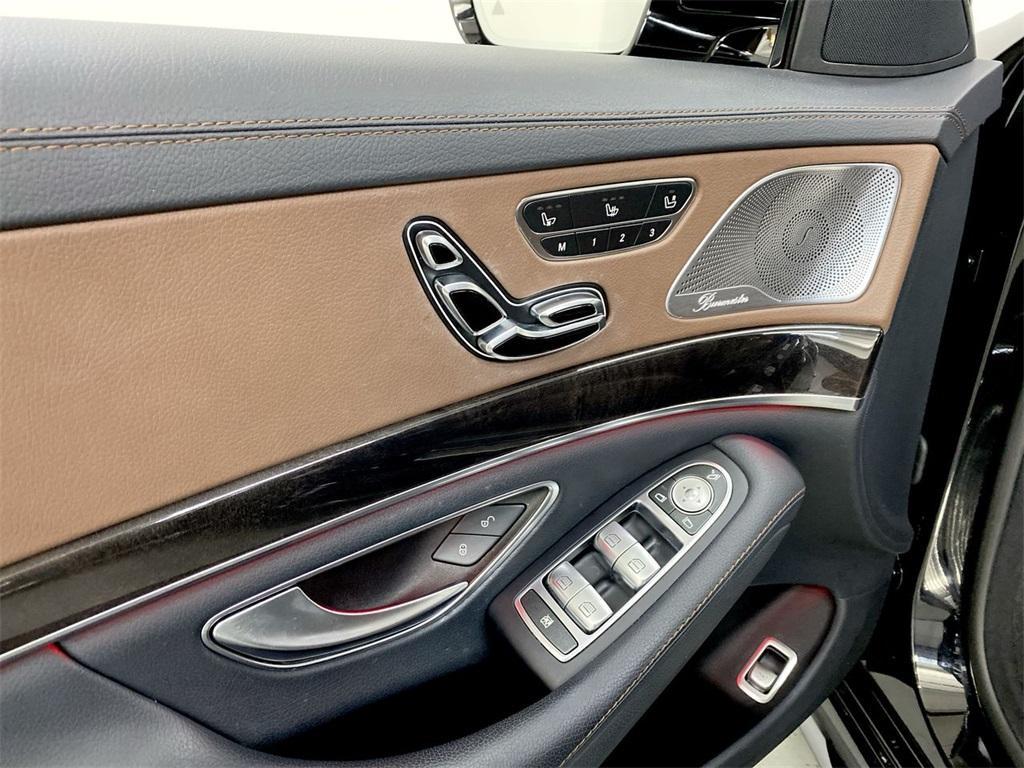 Used 2016 Mercedes-Benz S-Class S 550 for sale Sold at Gravity Autos Marietta in Marietta GA 30060 19