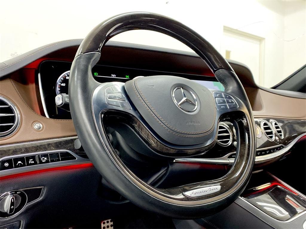 Used 2016 Mercedes-Benz S-Class S 550 for sale Sold at Gravity Autos Marietta in Marietta GA 30060 22