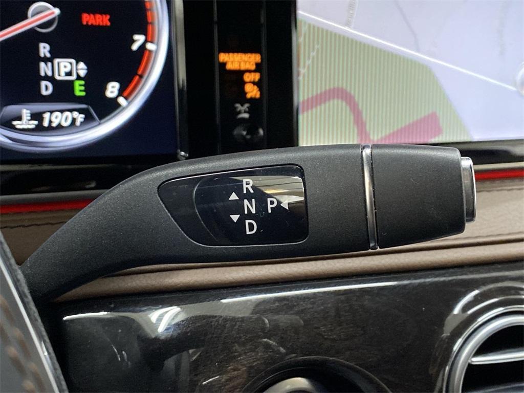 Used 2016 Mercedes-Benz S-Class S 550 for sale Sold at Gravity Autos Marietta in Marietta GA 30060 38