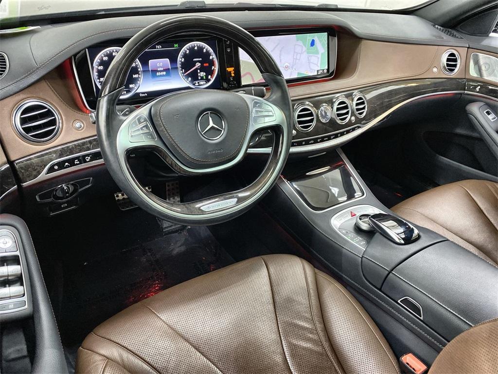 Used 2016 Mercedes-Benz S-Class S 550 for sale Sold at Gravity Autos Marietta in Marietta GA 30060 42