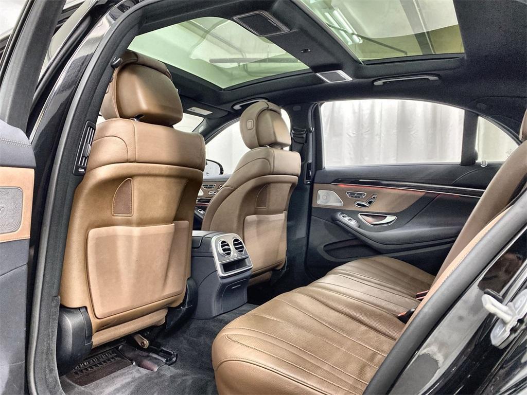 Used 2016 Mercedes-Benz S-Class S 550 for sale Sold at Gravity Autos Marietta in Marietta GA 30060 44