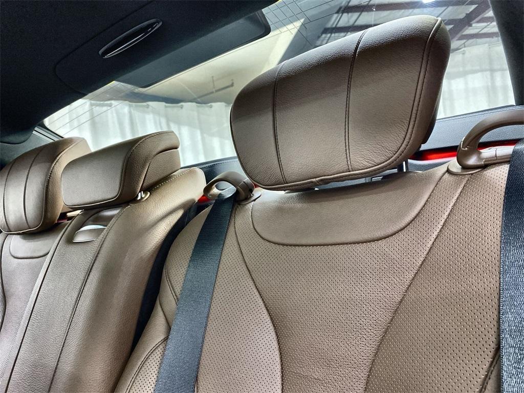 Used 2016 Mercedes-Benz S-Class S 550 for sale Sold at Gravity Autos Marietta in Marietta GA 30060 46