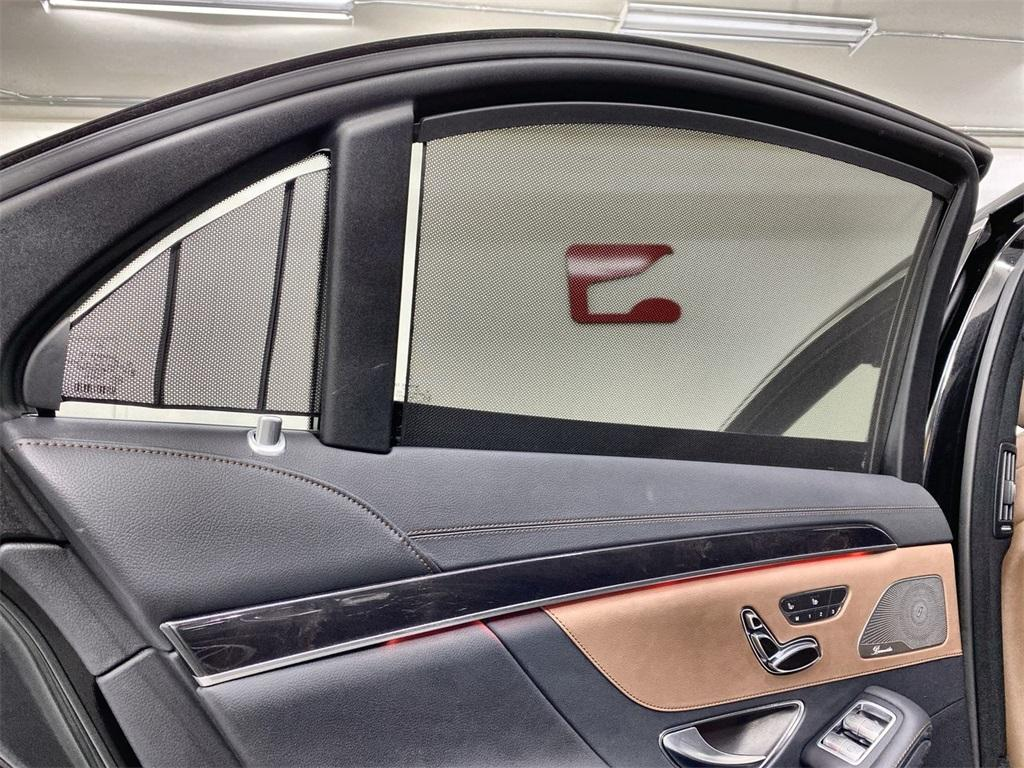 Used 2016 Mercedes-Benz S-Class S 550 for sale Sold at Gravity Autos Marietta in Marietta GA 30060 48