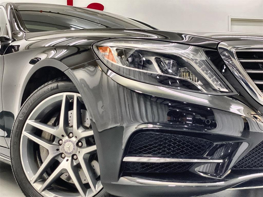Used 2016 Mercedes-Benz S-Class S 550 for sale Sold at Gravity Autos Marietta in Marietta GA 30060 8