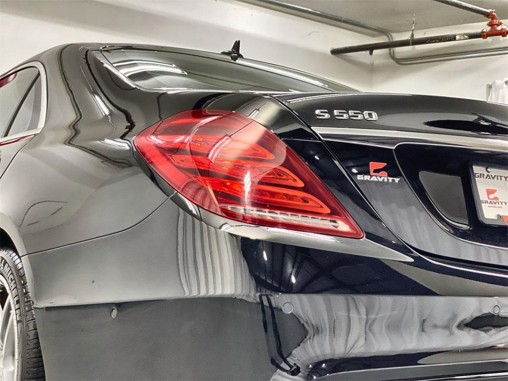 Used 2016 Mercedes-Benz S-Class S 550 for sale Sold at Gravity Autos Marietta in Marietta GA 30060 9