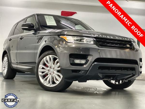 Used 2016 Land Rover Range Rover Sport 5.0L V8 Supercharged for sale $50,998 at Gravity Autos Marietta in Marietta GA