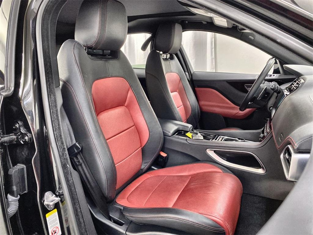 Used 2018 Jaguar F-PACE 30t R-Sport for sale Sold at Gravity Autos Marietta in Marietta GA 30060 17