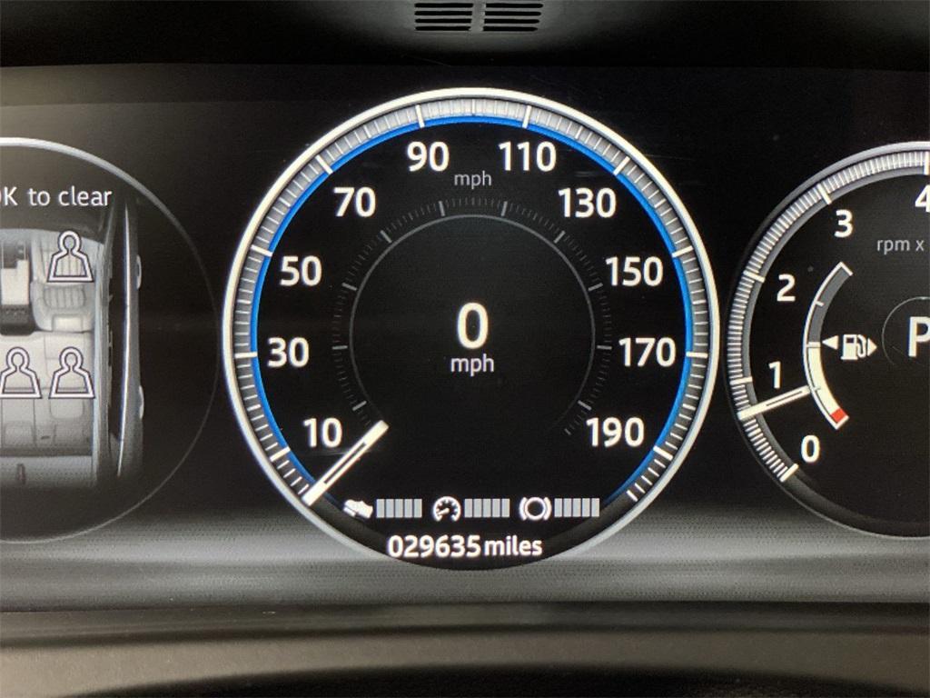 Used 2018 Jaguar F-PACE 30t R-Sport for sale Sold at Gravity Autos Marietta in Marietta GA 30060 25
