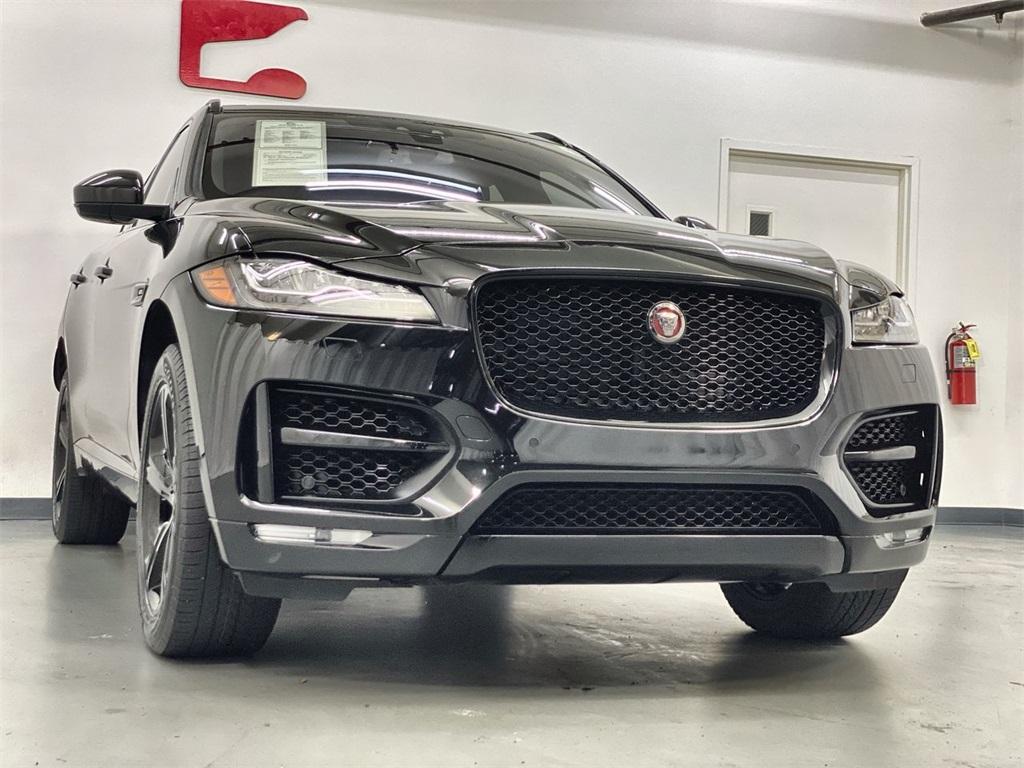Used 2018 Jaguar F-PACE 30t R-Sport for sale Sold at Gravity Autos Marietta in Marietta GA 30060 3