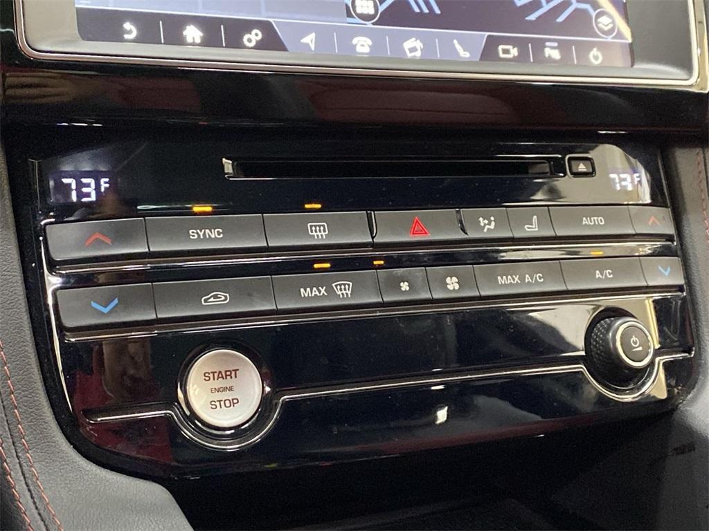 Used 2018 Jaguar F-PACE 30t R-Sport for sale Sold at Gravity Autos Marietta in Marietta GA 30060 33