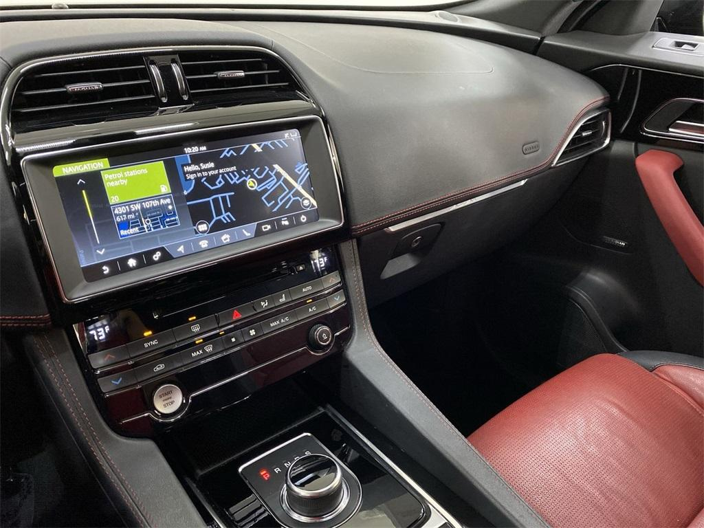 Used 2018 Jaguar F-PACE 30t R-Sport for sale Sold at Gravity Autos Marietta in Marietta GA 30060 38