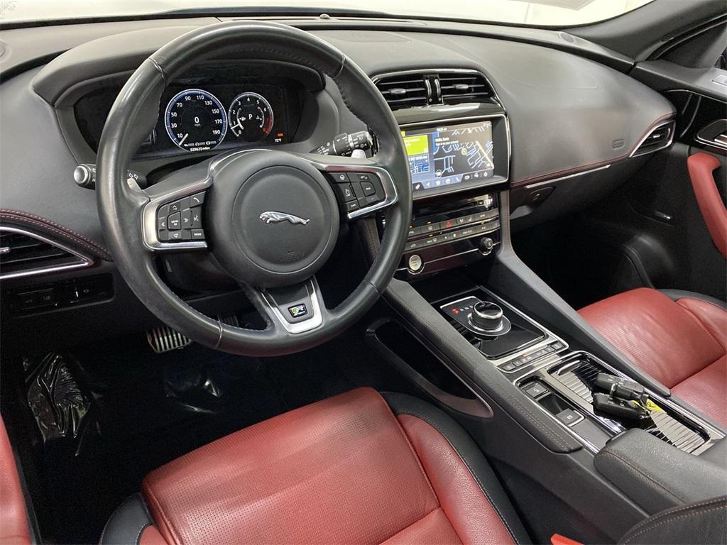 Used 2018 Jaguar F-PACE 30t R-Sport for sale Sold at Gravity Autos Marietta in Marietta GA 30060 40