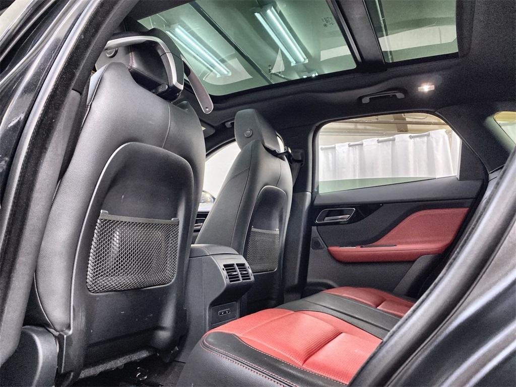 Used 2018 Jaguar F-PACE 30t R-Sport for sale Sold at Gravity Autos Marietta in Marietta GA 30060 42