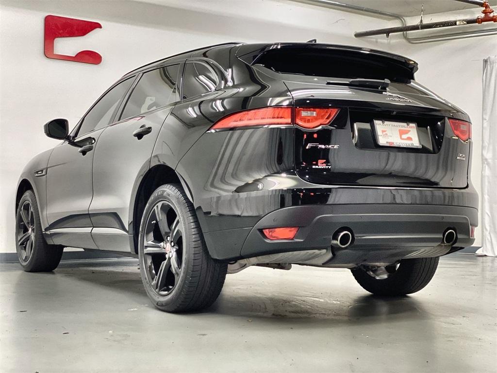 Used 2018 Jaguar F-PACE 30t R-Sport for sale Sold at Gravity Autos Marietta in Marietta GA 30060 6