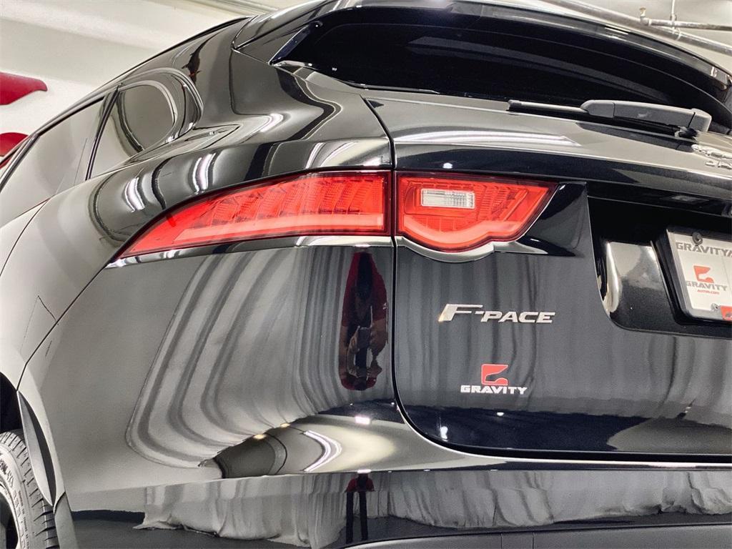 Used 2018 Jaguar F-PACE 30t R-Sport for sale Sold at Gravity Autos Marietta in Marietta GA 30060 9