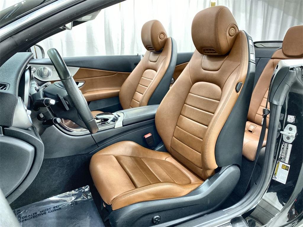 Used 2017 Mercedes-Benz C-Class C 300 for sale $46,998 at Gravity Autos Marietta in Marietta GA 30060 15