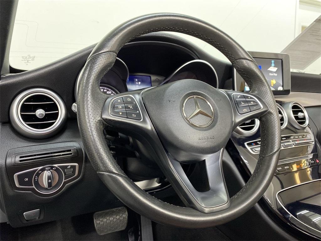 Used 2017 Mercedes-Benz C-Class C 300 for sale $46,998 at Gravity Autos Marietta in Marietta GA 30060 22