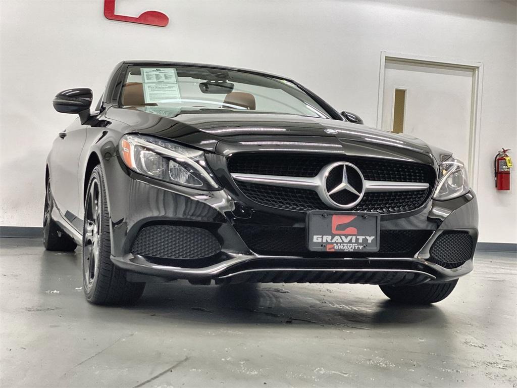 Used 2017 Mercedes-Benz C-Class C 300 for sale $46,998 at Gravity Autos Marietta in Marietta GA 30060 3