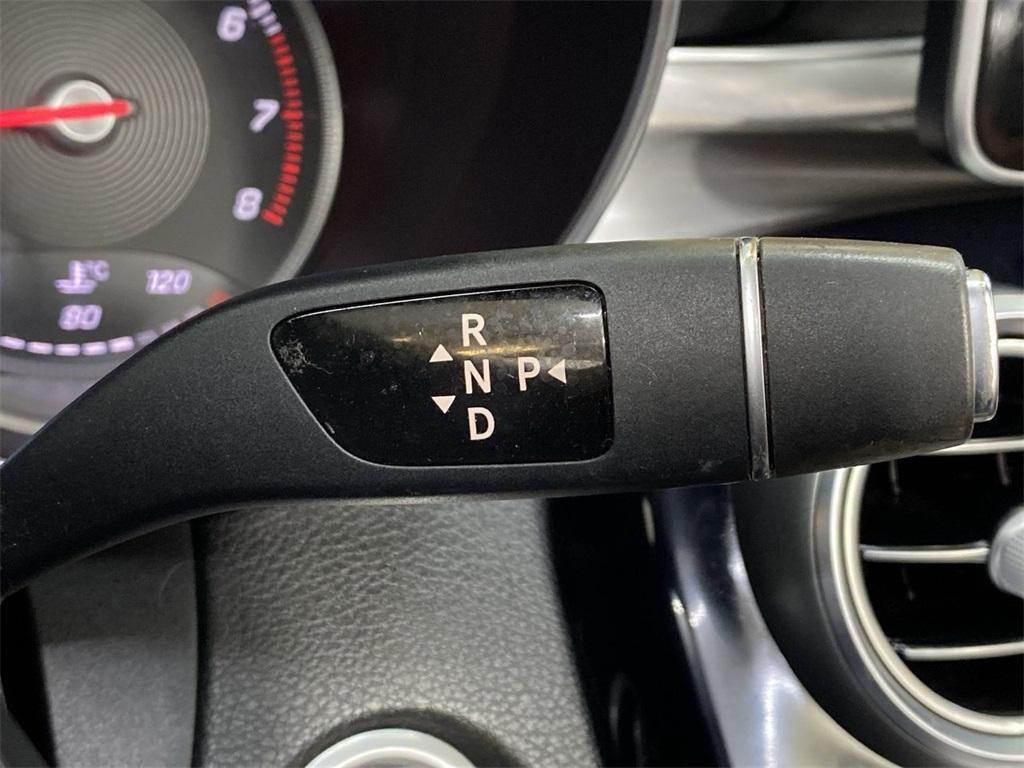 Used 2017 Mercedes-Benz C-Class C 300 for sale $46,998 at Gravity Autos Marietta in Marietta GA 30060 35