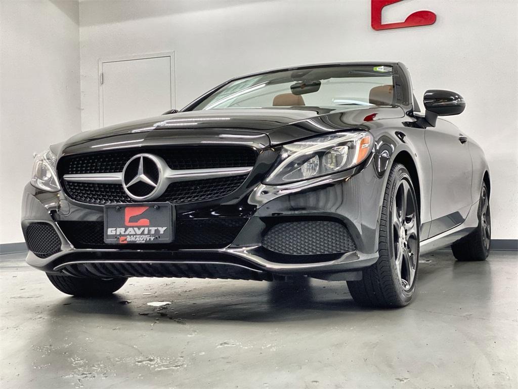 Used 2017 Mercedes-Benz C-Class C 300 for sale $46,998 at Gravity Autos Marietta in Marietta GA 30060 4