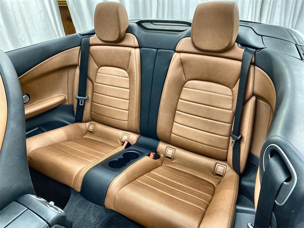 Used 2017 Mercedes-Benz C-Class C 300 for sale $46,998 at Gravity Autos Marietta in Marietta GA 30060 40