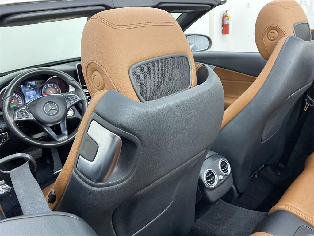 Used 2017 Mercedes-Benz C-Class C 300 for sale $46,998 at Gravity Autos Marietta in Marietta GA 30060 41