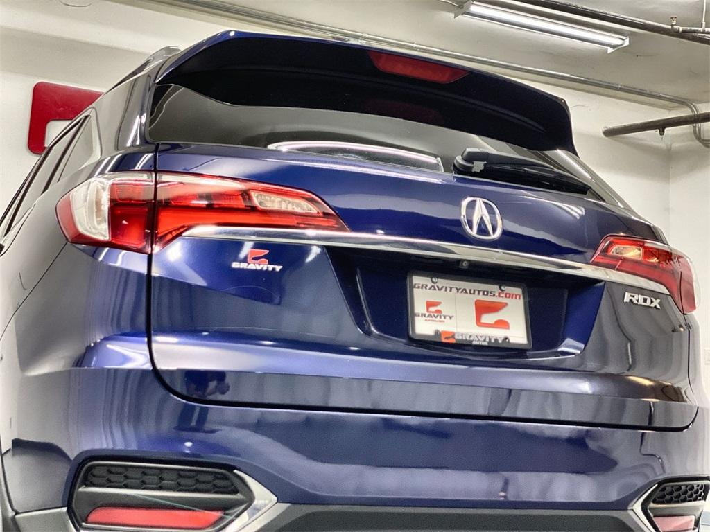 Used 2017 Acura RDX Technology Package for sale $26,998 at Gravity Autos Marietta in Marietta GA 30060 10