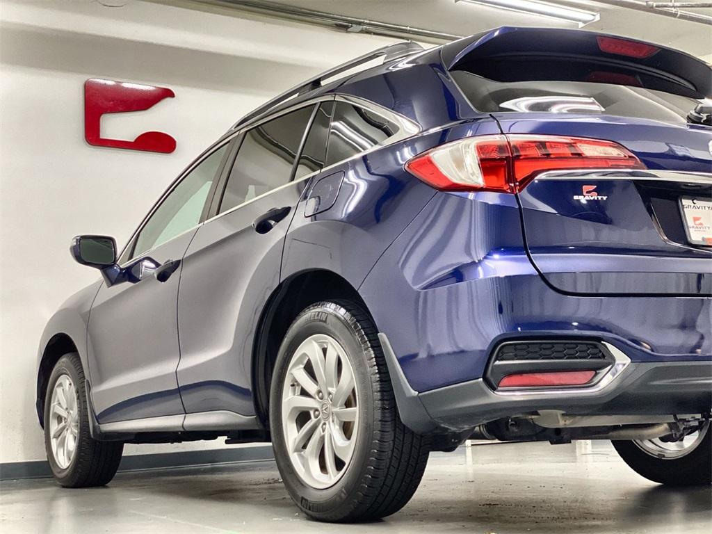 Used 2017 Acura RDX Technology Package for sale $26,998 at Gravity Autos Marietta in Marietta GA 30060 11