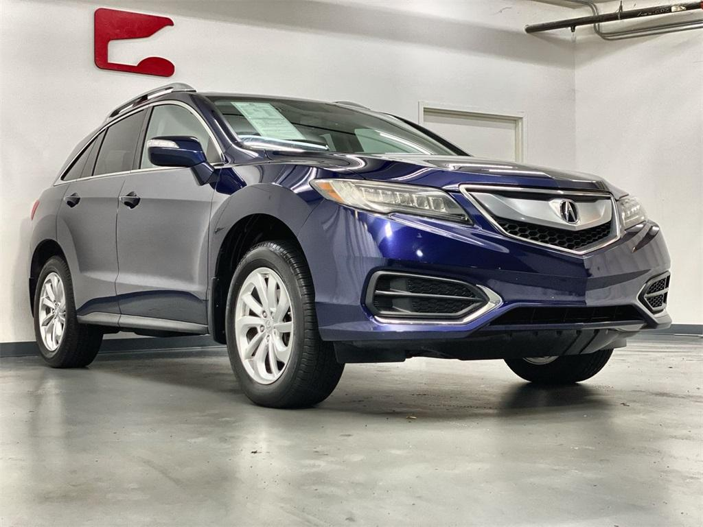 Used 2017 Acura RDX Technology Package for sale $26,998 at Gravity Autos Marietta in Marietta GA 30060 2