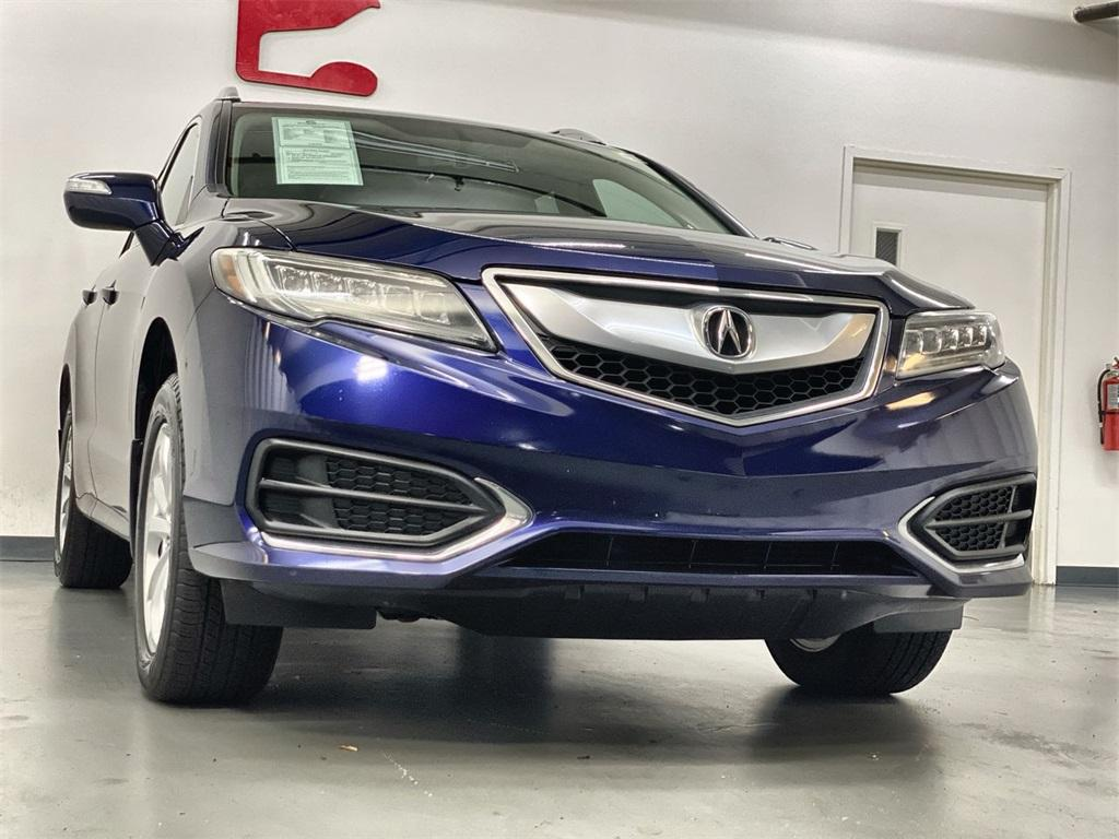 Used 2017 Acura RDX Technology Package for sale $26,998 at Gravity Autos Marietta in Marietta GA 30060 3