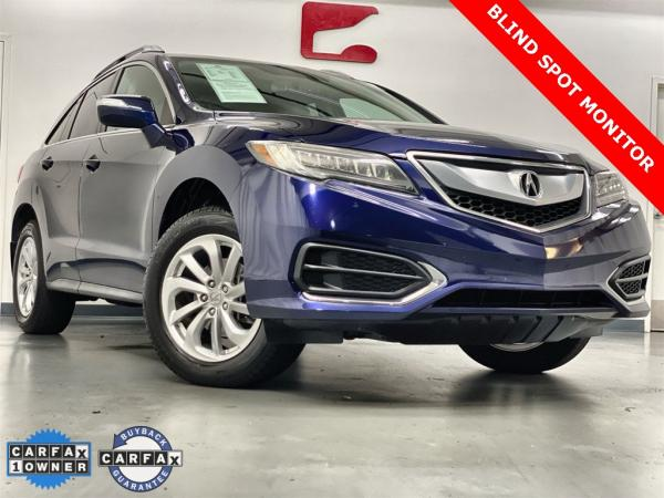 Used 2017 Acura RDX Technology Package for sale $26,998 at Gravity Autos Marietta in Marietta GA