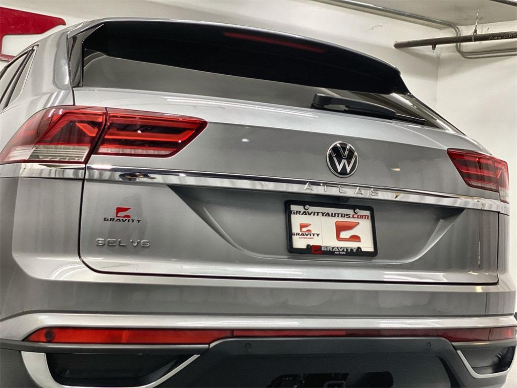 Used 2020 Volkswagen Atlas Cross Sport 3.6L V6 SEL for sale $43,998 at Gravity Autos Marietta in Marietta GA 30060 10