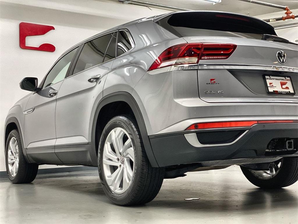 Used 2020 Volkswagen Atlas Cross Sport 3.6L V6 SEL for sale $43,998 at Gravity Autos Marietta in Marietta GA 30060 11