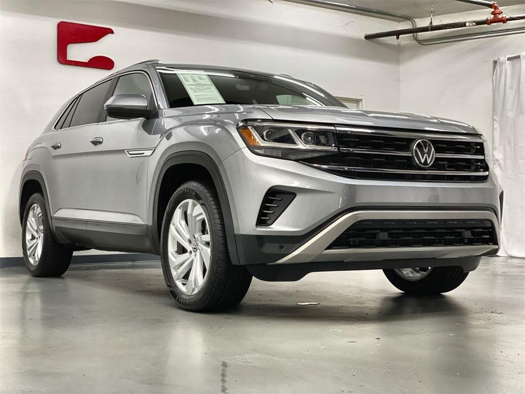 Used 2020 Volkswagen Atlas Cross Sport 3.6L V6 SEL for sale $43,998 at Gravity Autos Marietta in Marietta GA 30060 2