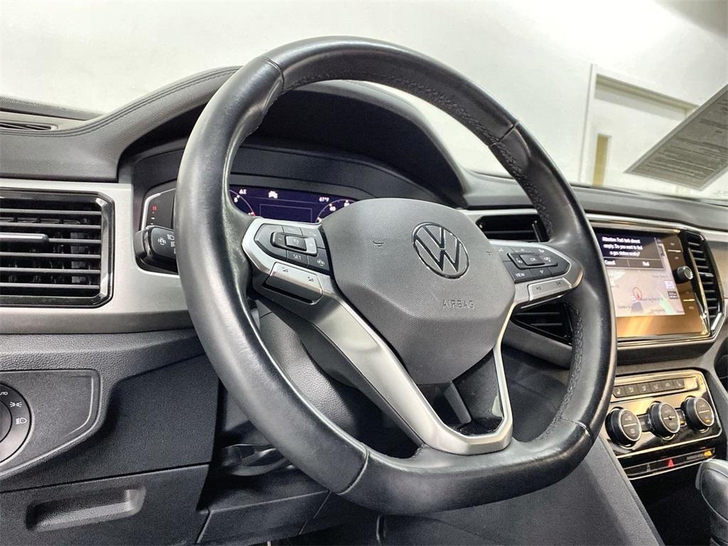 Used 2020 Volkswagen Atlas Cross Sport 3.6L V6 SEL for sale $43,998 at Gravity Autos Marietta in Marietta GA 30060 22
