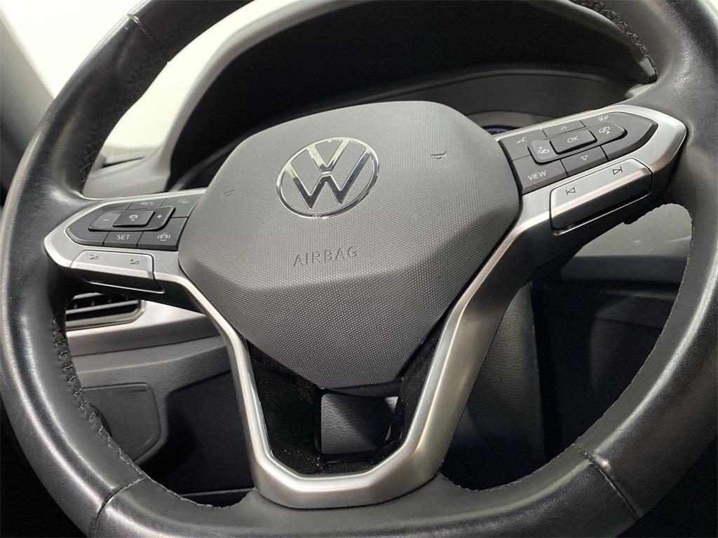 Used 2020 Volkswagen Atlas Cross Sport 3.6L V6 SEL for sale $43,998 at Gravity Autos Marietta in Marietta GA 30060 24